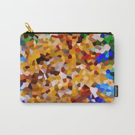Explosion of color. Carry-All Pouch