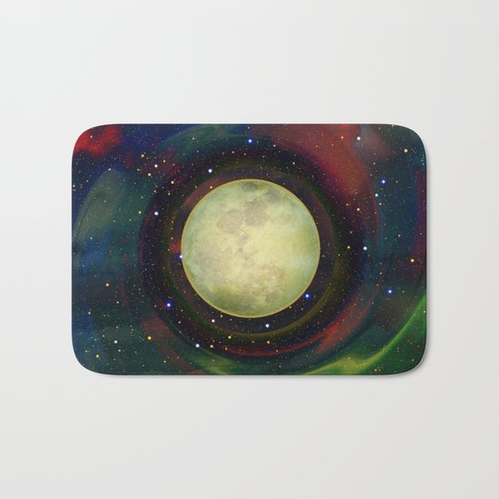 Fabulous Moon Bath Mat