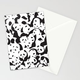 Panda Panda Stationery Cards