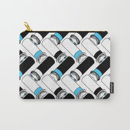 Zig Zag Carry-All Pouch
