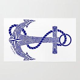 Tribal Anchor Rug