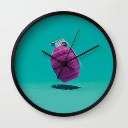 Smart Bomb Wall Clock
