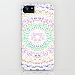 Hippi Mandala iPhone Case