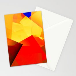 Heat over city ... Stationery Cards