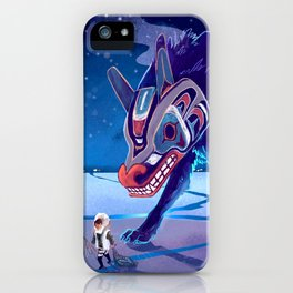Amarok iPhone Case