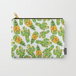 Cactus & Pineapple Carry-All Pouch