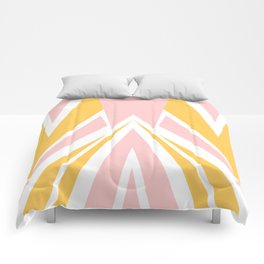 Cute Triangles Comforters