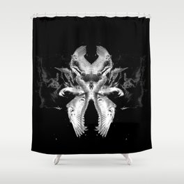 Gotham 12 Shower Curtain