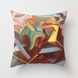 Life Is Magnifique Throw Pillow