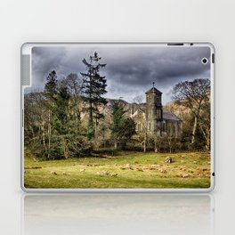 Sanctuary in the Storm Laptop & iPad Skin