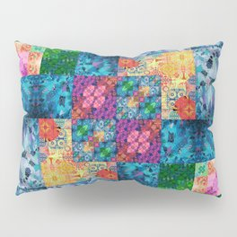 High Definition Geometric Quilt 1 Pillow Sham