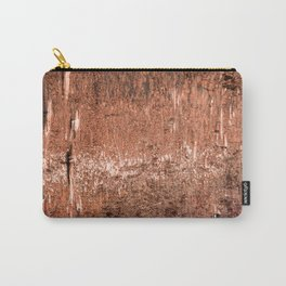 Wood Texture #4 Carry-All Pouch