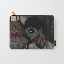 Zombies Night Carry-All Pouch