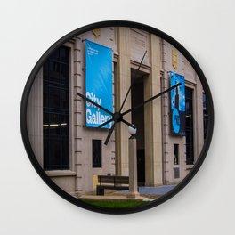 City Gallery Wall Clock