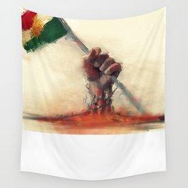 kurdistan Wall Tapestry