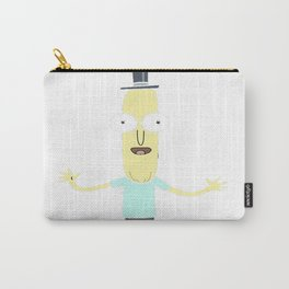 Rick and Morty Poopy Butthole OOOH WEEE Carry-All Pouch