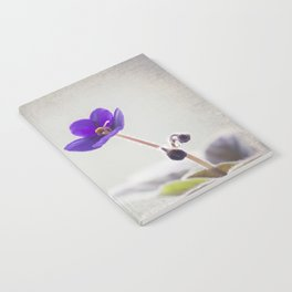 Boxing purple Notebook