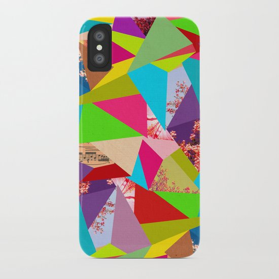 Colorful Thoughts iPhone Case