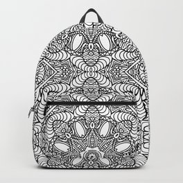 Color me Mandala 01 Backpack