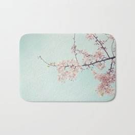 Spring happiness Bath Mat