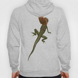 forrest lizard full colour Hoody
