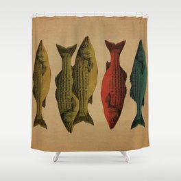 One fish Two fish... Shower Curtain