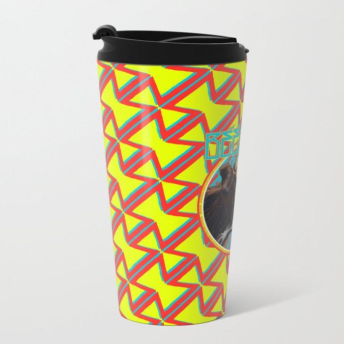 Beegashii Travel Mug