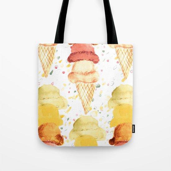 Ice Cream! Tote Bag