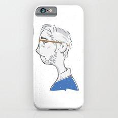 Portrait in Melancholia iPhone 6s Slim Case
