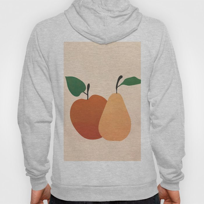 An Apple and a Pear Hoody