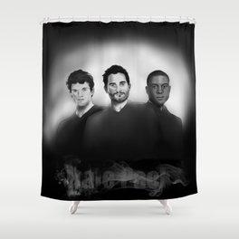 Hale Pack Boys Shower Curtain