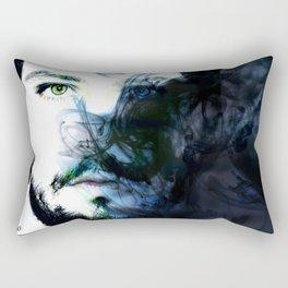 the fisherman and his soul Rectangular Pillow