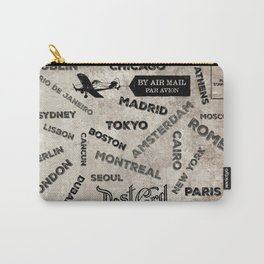 World Traveler Carry-All Pouch