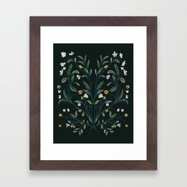 Little Creatures Framed Art Print