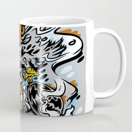 Eagle Vs Drone Coffee Mug