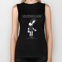 The Unemployed - Vivienne Biker Tank