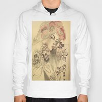 mucha Hoodies featuring mucha chicano by paolo de jesus