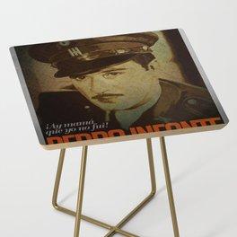 Pedro Infante Side Table