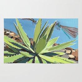 Dragonflies Rug