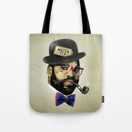 MISTER TEA Tote Bag