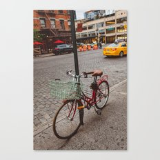 Chelsea Ride Canvas Print