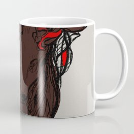 drunk and driven by a devil's hunger Coffee Mug