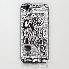 COFFEE COFFEE COFFEE! iPhone & iPod Skin