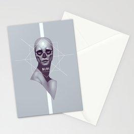 Skull -NLVI- Stationery Cards
