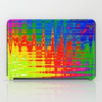 chaos iPad Cases featuring Chaos by Geni