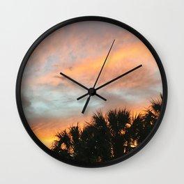 Kindle the Light Wall Clock