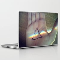floyd Laptop & iPad Skins featuring Pink Floyd by Emma.B