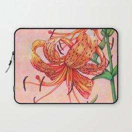 Tiger Lilies Trio Laptop Sleeve