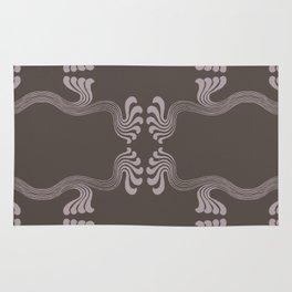 Art Nouveau Paisley Rug