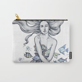 Gorgeous merwoman Carry-All Pouch